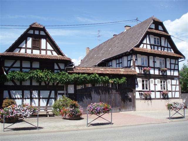 Chambres d'Hôtes en Alsace près de Strasbourg