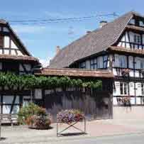 La Ferme Bleue - Alsace - Strasbourg