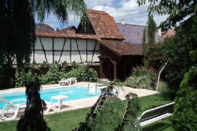 Chambres d 39 h tes la ferme bleue en alsace pr s de - Chambre d hote eguisheim alsace ...