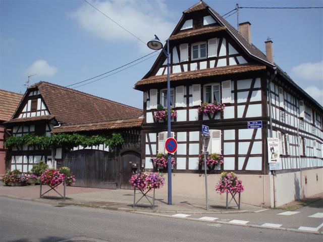 Chambres d 39 h tes pr s de strasbourg en alsace dans une authentique ferme alsacienne - Chambres hotes strasbourg ...