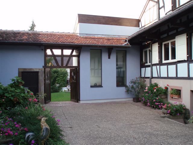 Chambres DHtes  La Ferme Bleue  En Alsace Prs De Strasbourg